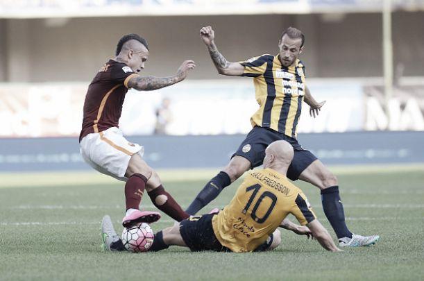 Verso Roma - Juve: il punto sui giallorossi