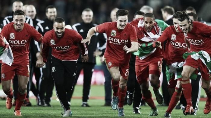Euro 2016, gruppo B: esordio d'orgoglio per il Galles, aggrappato a Bale