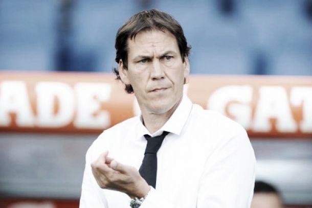 """Roma, Garcia: """"Vittoria meritata, mi piace la mentalità della squadra"""""""