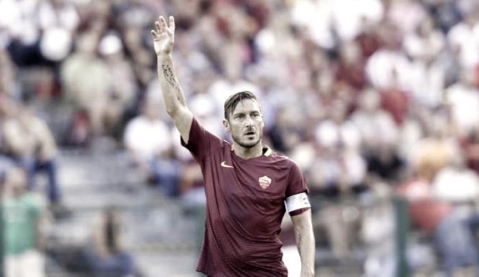 Roma: col Cesena tocca a Totti?
