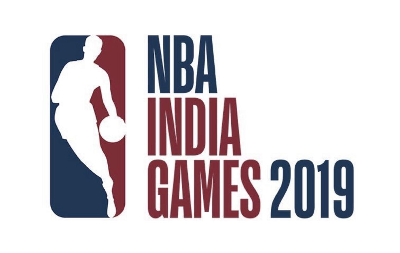 NBA India Games 2019