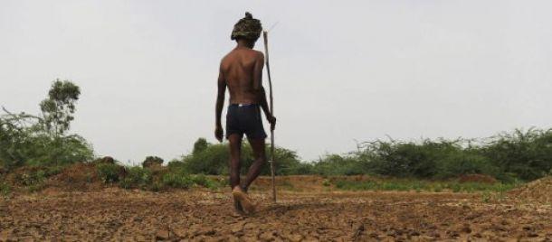 Graves problemas en la India
