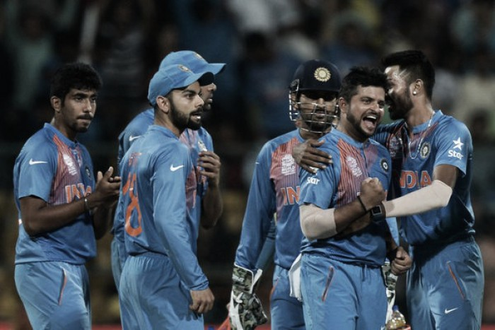 World T20: India edge thriller against Bangladesh to keep their hopes alive