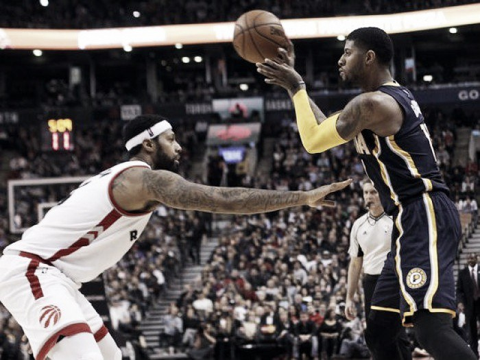 NBA Playoffs 2016: Indiana Pacers kick off playoffs with trip to face Toronto Raptors