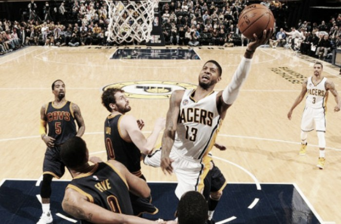 NBA: Indiana batte i Cavs senza James, Boston soffre ma vince
