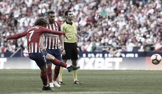 Puntuaciones Atlético de Madrid - Celta de Vigo