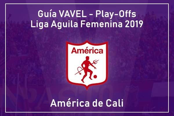 Análisis VAVEL Colombia, Play-Offs Liga Aguila Femenina 2019: América de Cali