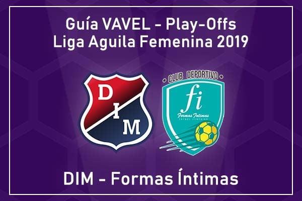 Análisis VAVEL Colombia, Play-Offs Liga Aguila Femenina 2019: DIM - Formas Íntimas