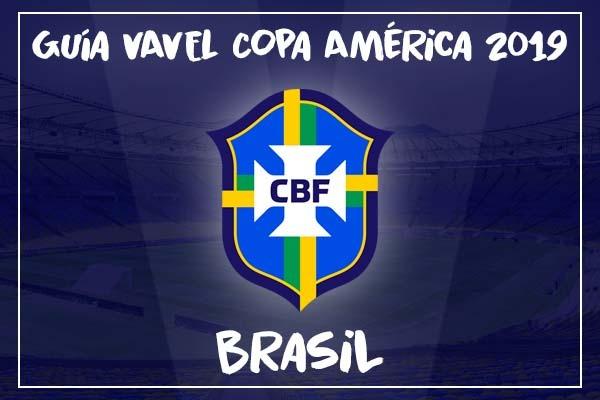 Guía VAVEL, Copa América 2019: Selección Brasil