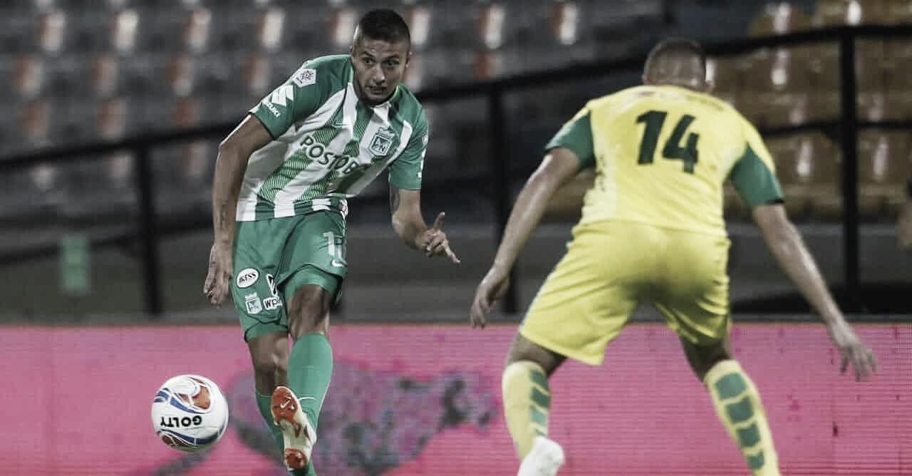 """""""Este gol me hace coger más confianza, eso era lo que quería"""": Juan Pablo Ramírez"""