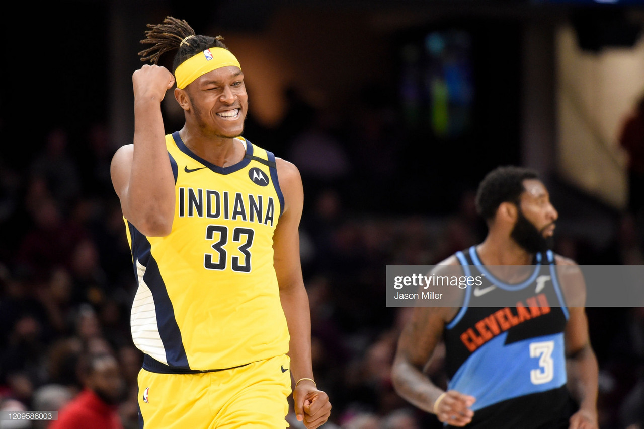The Indiana Pacers should be viewed as a serious threat in the playoffs