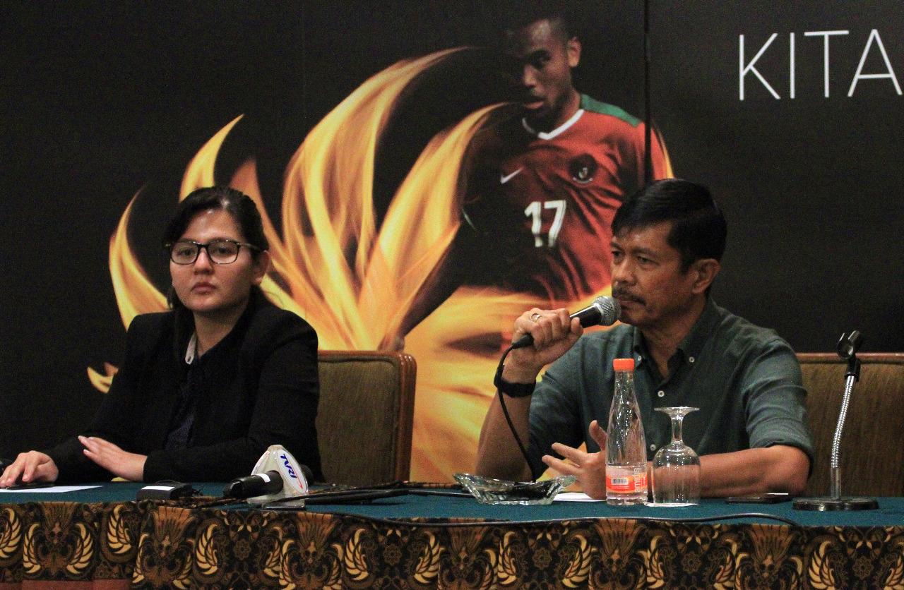 PSSI Kirim Timnas U23 ke China