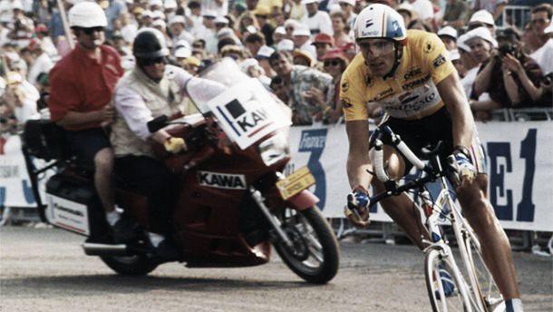 20 años de la leyenda Indurain