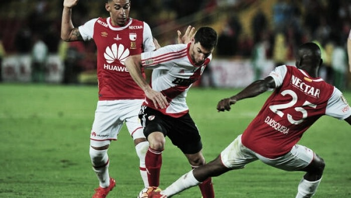 River Plate 2 - Santa Fe 1: River bicampeón