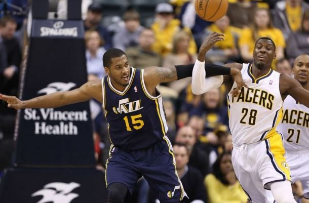 Indiana Pacers Look To Capture First Win Of Season Against Utah Jazz