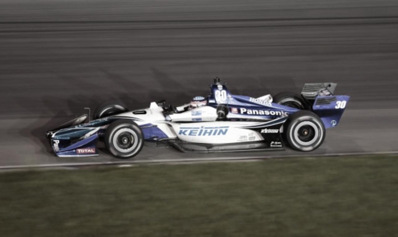 IndyCar: Sato gana en Gateway