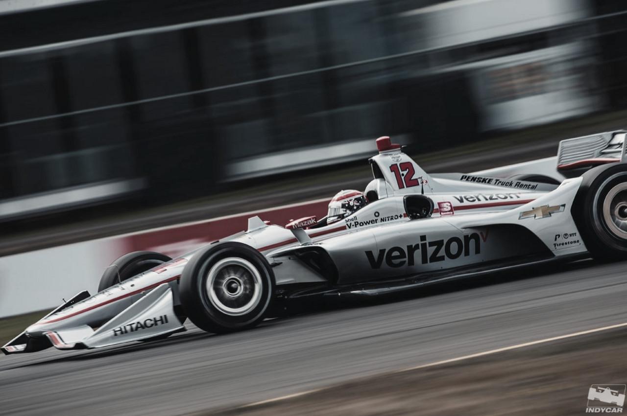 IndyCar: Power gana en Portland