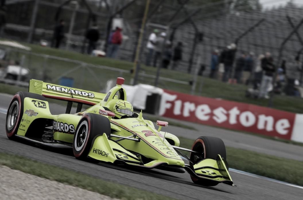 Pagenaud se queda con el GP de Indianapolis