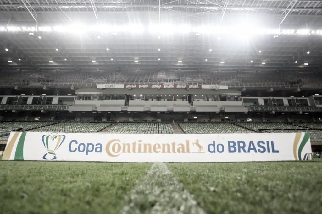 América-MG e Ferroviário fazem confronto de zebras recentes da Copa do Brasil