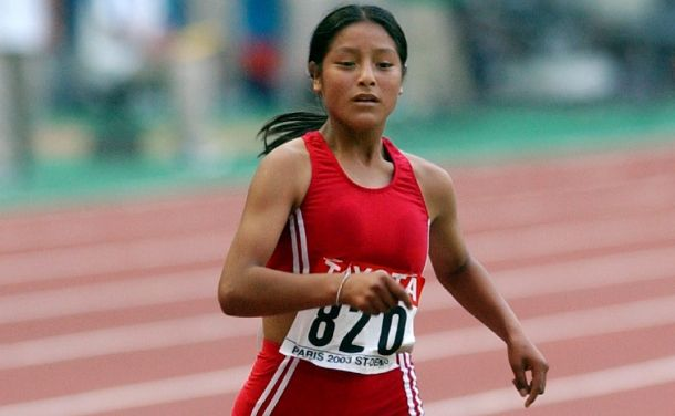 Toronto 2015: Inés Melchor quedó quinta en los 10 mil metros planos