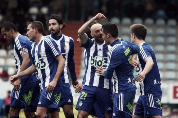 La Ponferradina golea al Sabadell al ritmo de Acorán
