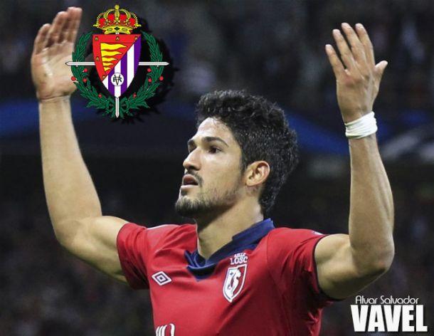 """Tulio de Melo: """"El Real Valladolid es el equipo adecuado para desarrollar mi fútbol"""""""