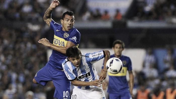 Racing 1-Boca 0: Puntuaciones de la derrota
