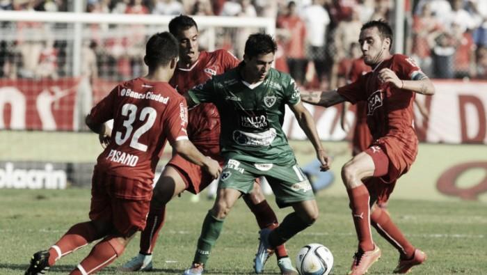 Resultado Final: Sarmiento 0-0 Independiente Torneo de Transición 2016