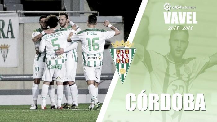 Resumen temporada Córdoba CF 2015/16: Un sueño sin cumplir