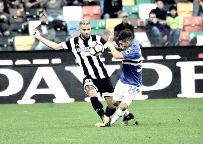 Udinese - Lesione di primo grado all'adduttore per Behrami