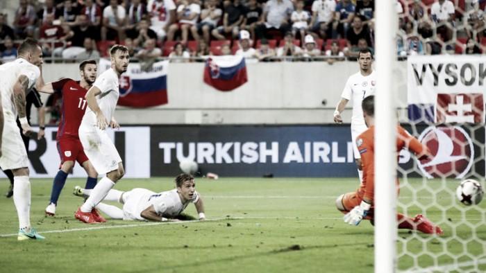 Qualificazioni Russia 2018 - Inghilterra e Slovacchia, a Wembley si decide il gruppo F