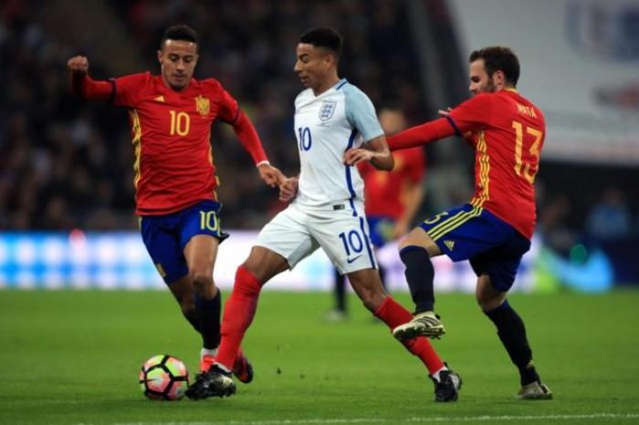 Amichevoli internazionali: che Spagna! Inghilterra raggiunta in sei minuti