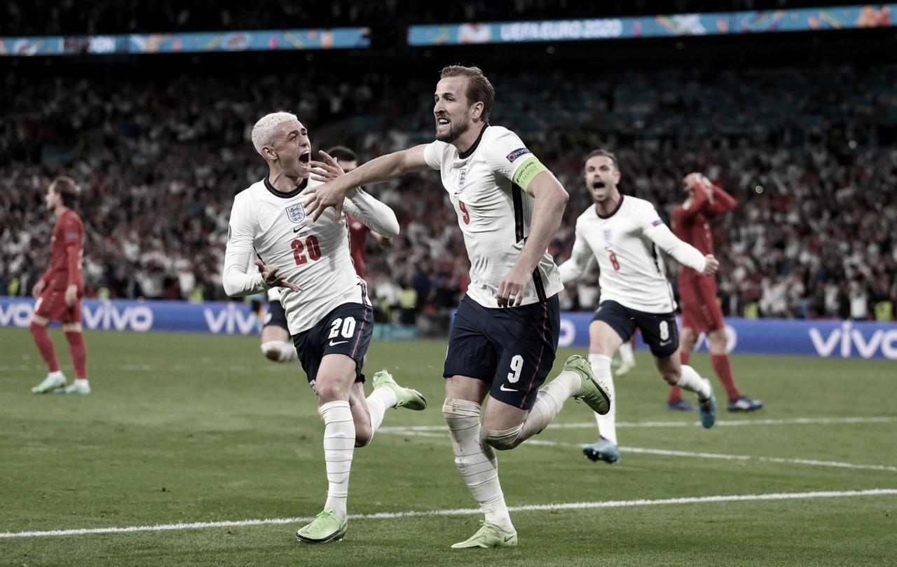 ¡Inglaterra rompe el maleficio en Wembley!