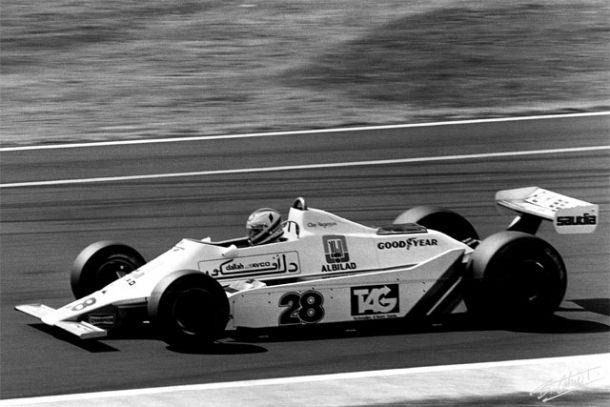Grã-Bretanha 1979: A primeira vez da Williams