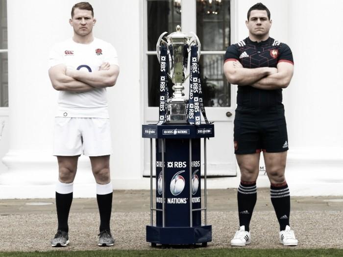 Inglaterra y Francia, cara a cara en el inicio del Seis Naciones 2017