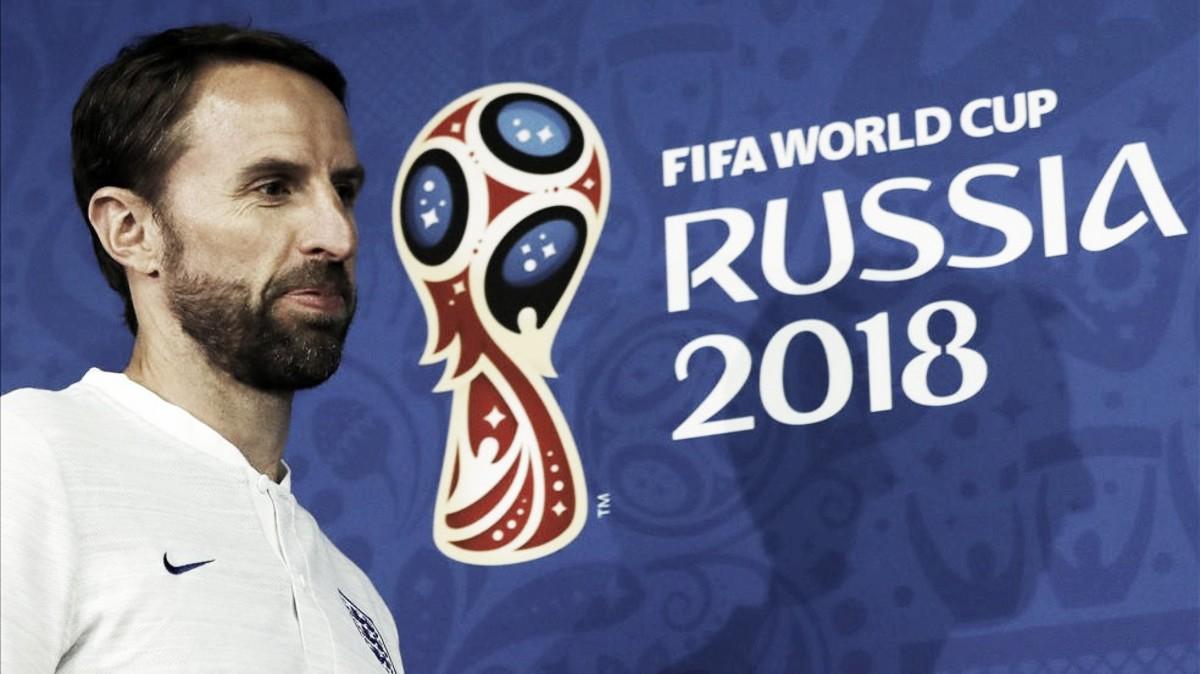 Southgate: ''Colombia cuenta con buenos jugadores''