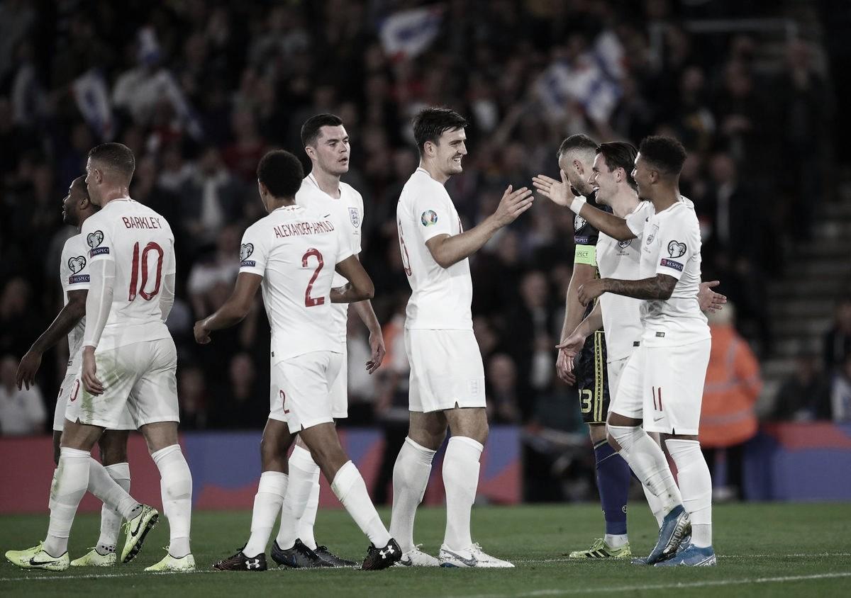Previa República Checa vs Inglaterra: Seguir por la racha