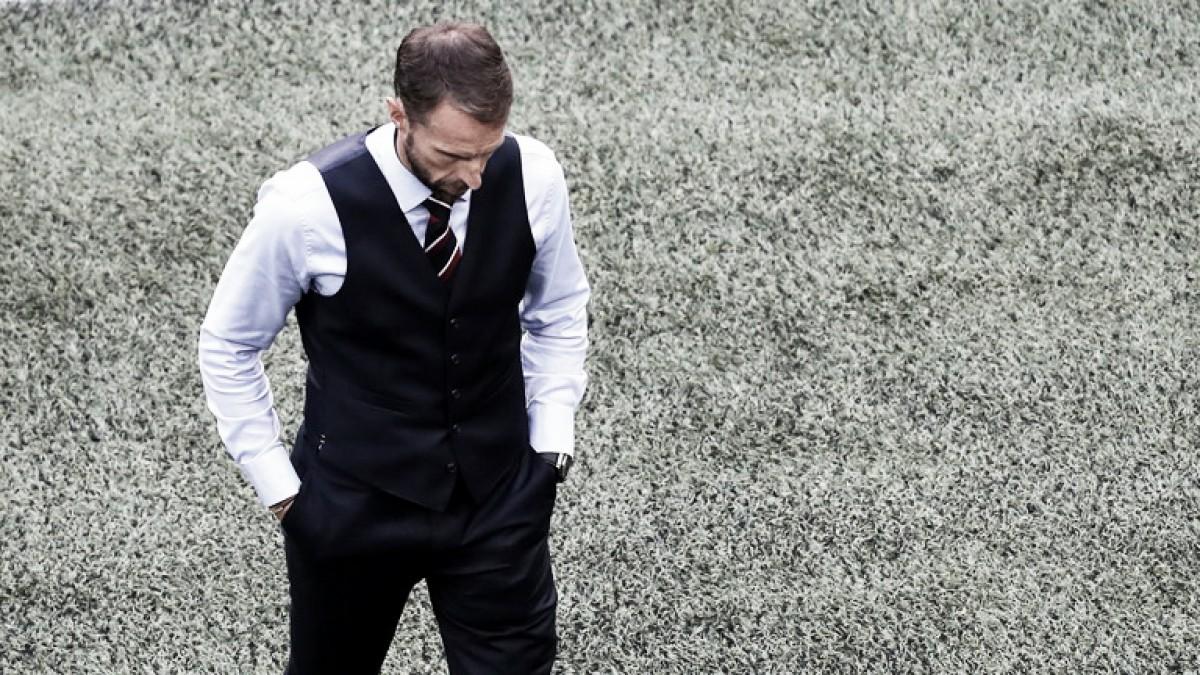 Gareth Southgate: ''No puedo pedir nada más a mis jugadores''