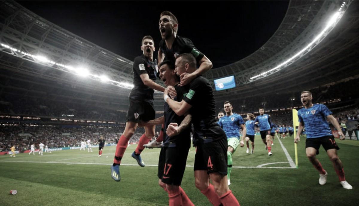 Croacia hace historia y se mete en la final