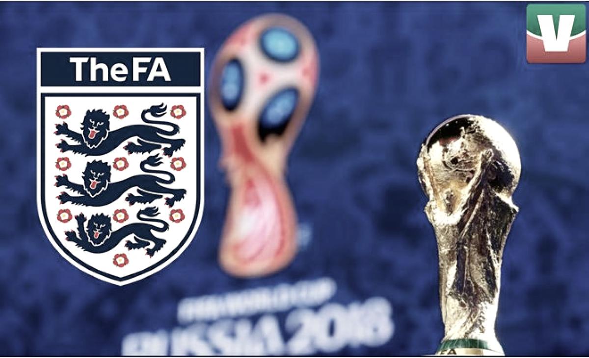 Guía selección inglesa 2018: juventud con talento
