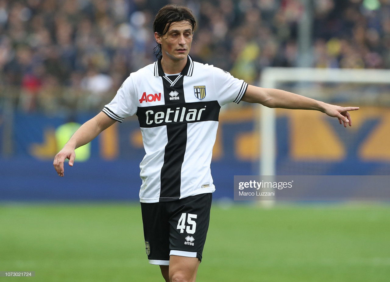 Roberto Inglese completes loan return to Parma