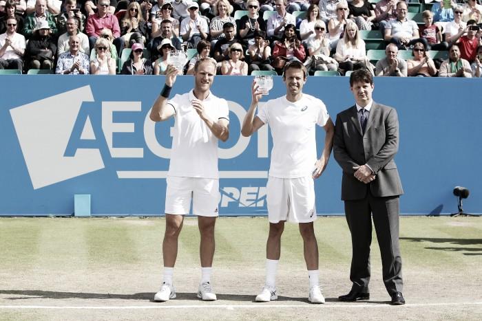 ATP Nottingham: Dom Inglot/Daniel Nestor capture first title together