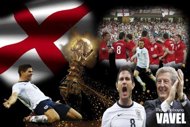 Caminho para o Brasil 2014: Uma Inglaterra de veteranos