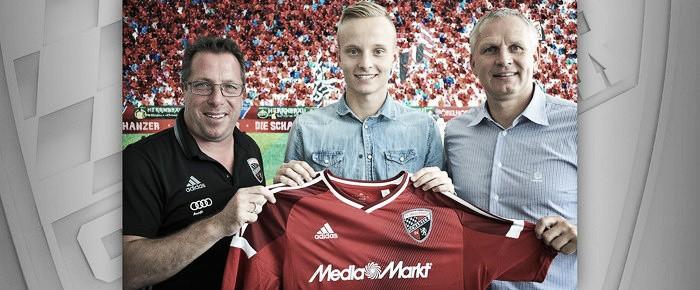 Ingolstadt sign Swiss starlet Hadergjonaj