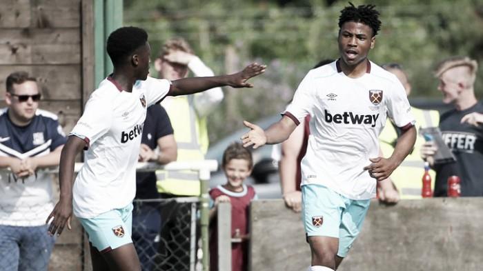 Hector Ingram: Development squad gaining confidence