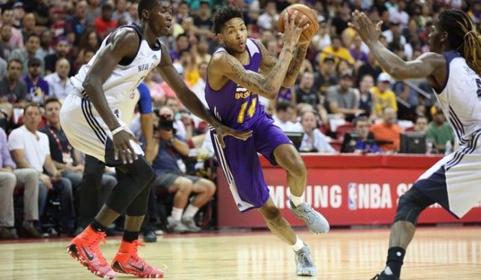 """Los Angeles Lakers, il carattere di Brandon Ingram: """"Partire dalla panchina non è un problema"""""""