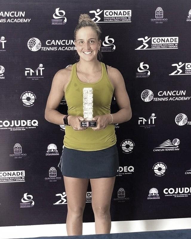 Brasileiros vão bem nos torneios da ITF; Ingrid Martins vence simples e duplas no México