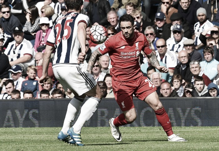 """Nice"" for Danny Ings to get some minutes at West Brom, says Jürgen Klopp"
