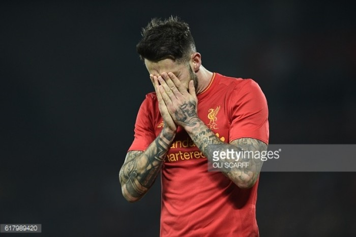Liverpool striker Danny Ings suffers another season ending knee injury