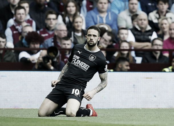 Liverpool agree deal to sign Burnley striker Danny Ings
